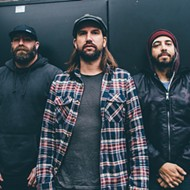 Every Time I Die Hitting Up Paper Tiger for Night of New-school Hardcore, Metalcore