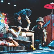 Hellzapoppin Circus Sideshow Revue Brings Bizarre Talents to San Antonio