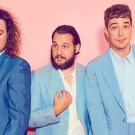 Indie Pop-rock Candian Band Born Ruffians Hitting Up Paper Tiger