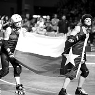 Warrior Women on Wheels: New Book Celebrates the Legacy of Texas Rollergirls Through Photography