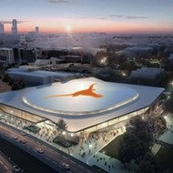 UT-Austin Reaches Deal for New $338 Million Basketball Arena