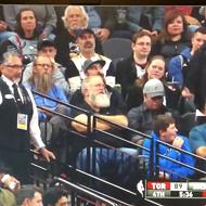 Kawhi Leonard's Mom Clapped Back at Spurs Fan Heckling Her Son