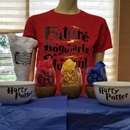 Wonderland of the Americas Hosting <i>Harry Potter</i>-inspired Art Show This Month