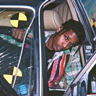 A$AP Rocky Brings Rap Skills to Freeman Coliseum