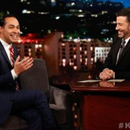 Julián Castro Tells Jimmy Kimmel He's Not Interested in Being Veep During Late Night Appearance