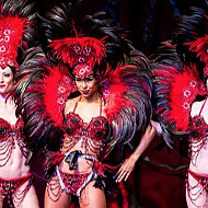 Spice Up Valentine's Weekend with Erika Moon's Cabaret Follies at Empire Theatre