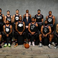 Twitter Pokes Fun at How Far Apart LaMarcus Aldridge and Kawhi Leonard are Standing In All-Star Photo