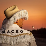 Award-winning San Antonio Artist Jose Villalobos Tackles Toxic Masculinity in New Solo Exhibition 'Cicatrices (Scars)'