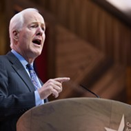 Texas Senator John Cornyn Quoted a Fascist on Twitter For Some Reason