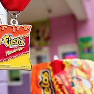 Puro Medal Alert: SA Flavor Selling Hot Cheetos and Cheese Fiesta Medal