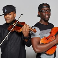 Musical Mixologists Black Violin Bring Their Classical Hip-Hop to San Antonio