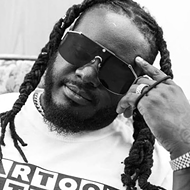 T-Pain Brings Hip-hop Vibes to Aztec Theatre After Cancelled Performance