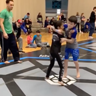 9-year-old San Antonio Girl Amazes Twitter Users After Jiu-jitsu Match Video Goes Viral