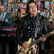 Watch San Antonio-Born Alejandro Escovedo Rock an NPR Tiny Desk Concert