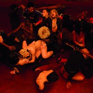 Filmmaker Gaspar Noé Literally Turns the Horror Genre on its Head with <i>Climax</i>