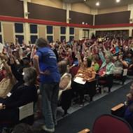 Amid Control Struggle, Bexar County Democratic Party Votes to Remove Key Officials