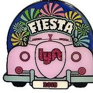 2019 Lyft Fiesta Medal to Benefit Dignowity Park Project
