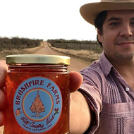 San Antonio Food Entrepreneurs: Meet James Vives of Brushfire Farms