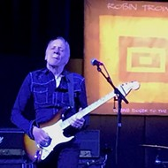 Robin Trower's Tone and Control Mesmerized at the Aztec Theatre on Sunday Night