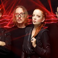 Relive That '90s Sound When Garbage Plays the Aztec Theatre
