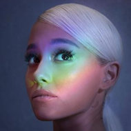 Pop Diva Ariana Grande and Her Ponytail Stopping By AT&T Center for Sweetener Tour