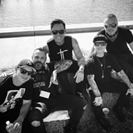 Active Rockers Blue October Return to San Antonio
