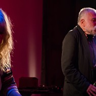Contemporary Whatever Recruits the Incredibly Talented Peter Brötzmann with Support from Heather Leigh