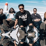 Indie Pop Icons Young the Giant to Play New Braunfels This Summer
