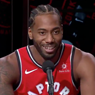 Kawhi Leonard Sues Nike Over Use of His Logo
