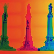 Experimental Film Series Landing in San Antonio This Weekend Takes Aim at Confederate Monuments Across the South