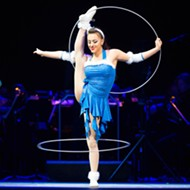 San Antonio Symphony's 'Cirque Musica: Crescendo' Puts Aerial Feats on Display Alongside Impressive Music Program
