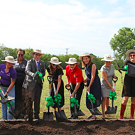 San Antonio Housing Authority, Partners Break Ground on Eastside Urban Garden