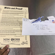 Neo-Nazi Propaganda Letter Mailed to Folklores Coffee House