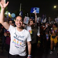 Julián Castro's Busy Weekend Included the Pride Parade and a String of Sunday TV Appearances
