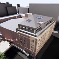 Aztec Theatre Rooftop Bar Addition, Renovation Design Unveiled