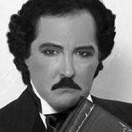 Overtime Theater Opening One-Man Show 'An Evening with Edgar Allan Poe'