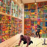 San Antonio Artist Raul Gonzalez Turns House Cleaning Into Performance Art at Artpace Exhibit