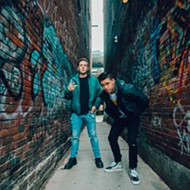 Comedy Podcasters Tiny Meat Gang to Bring Their Bro Stylings to the Tobin Center