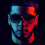 Puerto Rican Rapper Anuel AA Stopping By Freeman Coliseum