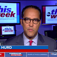 After Condemning Trump's Earlier Tweets as Racist, Will Hurd Declines to Do the Same for President's Twitter Attacks Against Baltimore