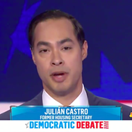 Julián Castro Calls Out Donald Trump in New Ad: 'Americans Were Killed Because You Stoked the Fire of Racists'