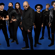 A.B. Quintanilla III y Los Kumbia Kings All Starz Return for One Night with Aztec Theatre Show