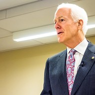 John Cornyn Speaks at Koch Brothers-Funded Group's Climate Change Event