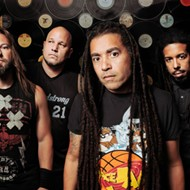 Nonpoint Playing the Rock Box with Support from Hyro the Hero, Madame Mayhem