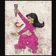 This Aztec-Inspired Drawing of Selena Will Change Your Life