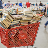 Stock Up on Paperbacks in Bulk at Half Price Books' Clearance Sale Next Month