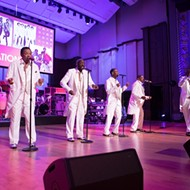 No Sunshine On This Cloudy Day: Temptations and Four Tops Reschedule Majestic Performance