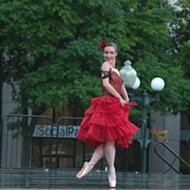 Ballet San Antonio Brings Dance to the Outdoors with Ballet in the Park