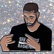 This Meme-Inspired Tim Duncan Pin is Hilariously Perfect