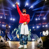 Wu-Tang Clan Stopping in San Antonio This Weekend for 25th Anniversary Tour